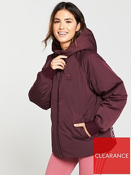 adidas-originals-classic-down-filled-jacket-maroonnbsp