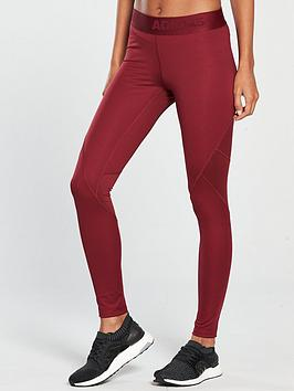 adidas-alphaskin-sport-long-tight-rednbsp