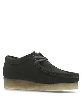 Clarks Originals Originals Wallabee Flat Shoe