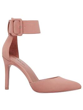 Call It Spring Call It Spring Zarya Ankle Strap Heeled Shoe
