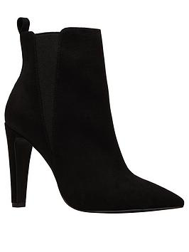 Call It Spring Ocalissa Pointed Chelsea Ankle Boot - Black