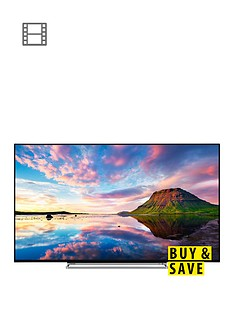 Toshiba 55U5863DB, 55 inch, 4K Ultra HD, HDR, Smart TV