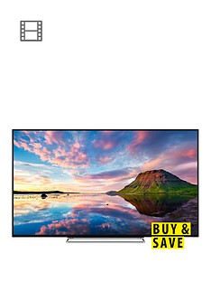 Toshiba 43U5863DB, 43 inch, 4K Ultra HD, HDR, Smart TV