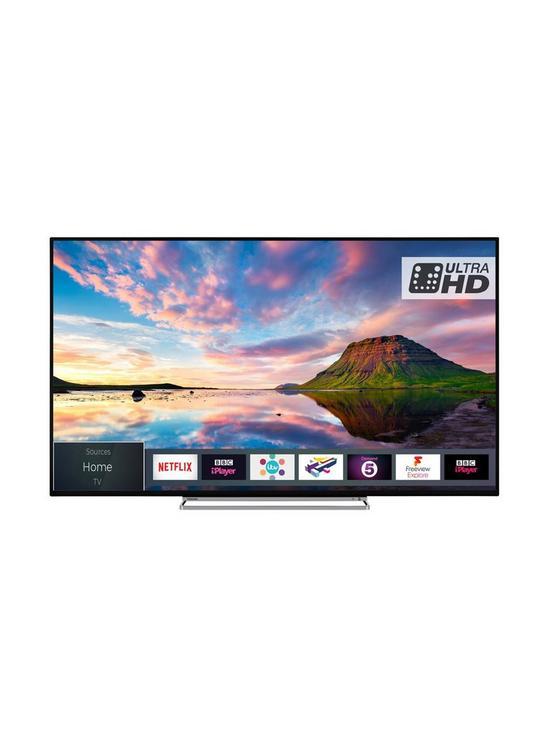 43U5863DB, 43 inch, 4K Ultra HD, HDR, Smart TV