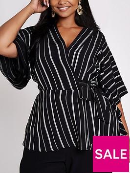 ri-plus-kimono-sleeve-wrap-blouse