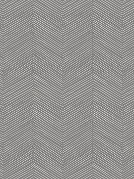 arthouse-arrow-weave-charcoal-wallpaper