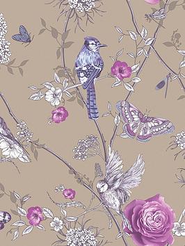 arthouse-paradise-garden-mink-wallpaper
