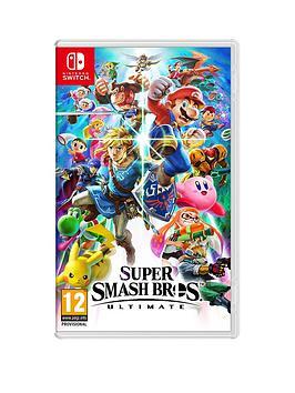Nintendo Switch Super Smash Bros Ultimate - Switch