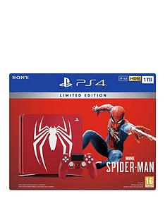 playstation-4-spider-man-limited-edition-1tb-console-with-optional-extras