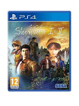 playstation-4-shenmue-i-ii-ps4