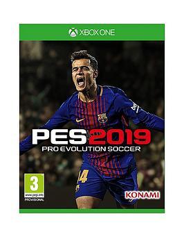 Xbox One Pes 2019 - Xbox One