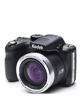 kodak-pixpro-az421-astro-zoom-bridge-camera--nbsp16mpnbsp42x-zoom-3-inchnbsplcd-lithium-black