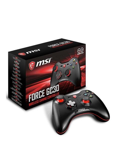 msi-force-gc30-wireless-controller