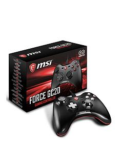 MSI Force GC20 Wireless Controller