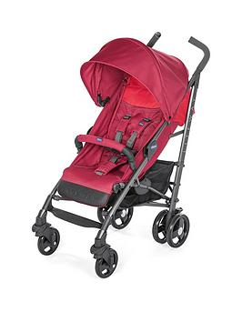 chicco-liteway-stroller--red-berry