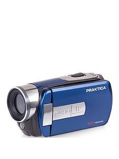 praktica-praktica-z160ir-camcorder-infra-red-16x-digital-zoom-fhd-wifi-app-control-blue