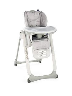 chicco-polly-2-start-highchair-happy-silver