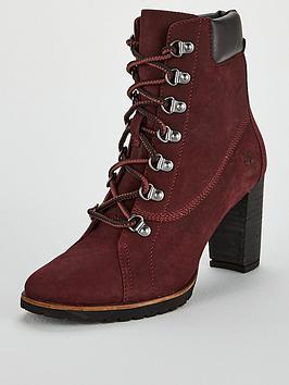 Timberland Timberland Leslie Anne Lace Up Ankle Boot