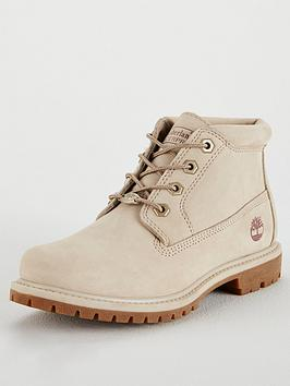 Timberland Nellie Chukka Double Ankle Boot - Grey