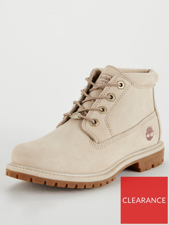 a316fbc94e4c3 Timberland Nellie Chukka Double Ankle Boot - Grey | very.co.uk