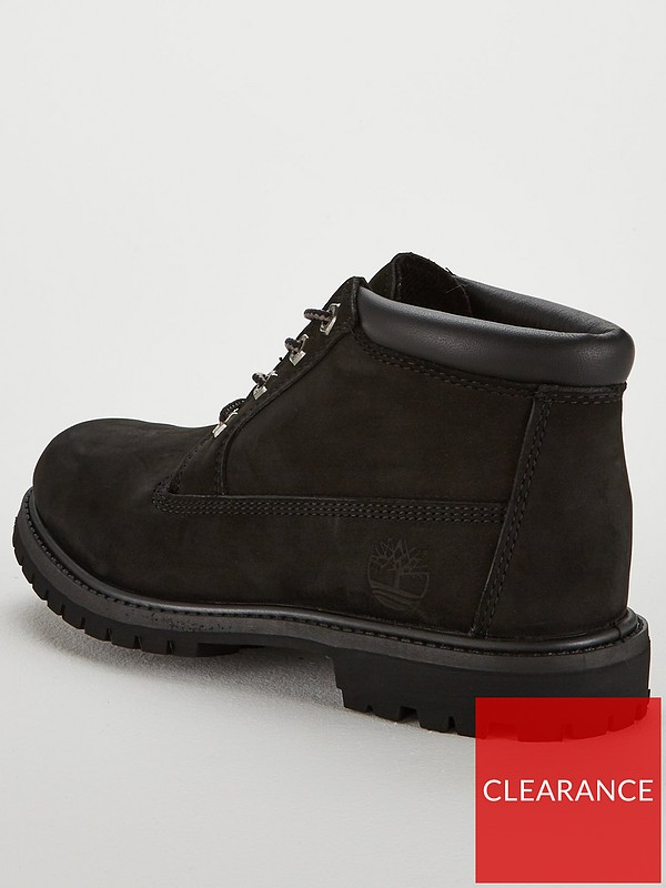 2f191b5eb4d87 Timberland Nellie Chukka Double Ankle Boots - Black | very.co.uk