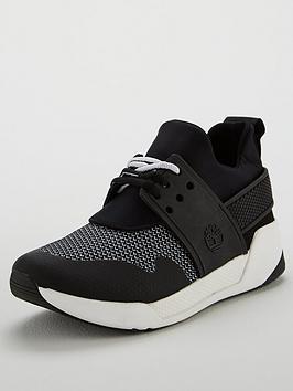timberland-kiri-up-knit-oxford-trainer-black