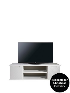 SWIFT Mercury Ready Assembled Large TV Unit - fits up to 65 inch TV