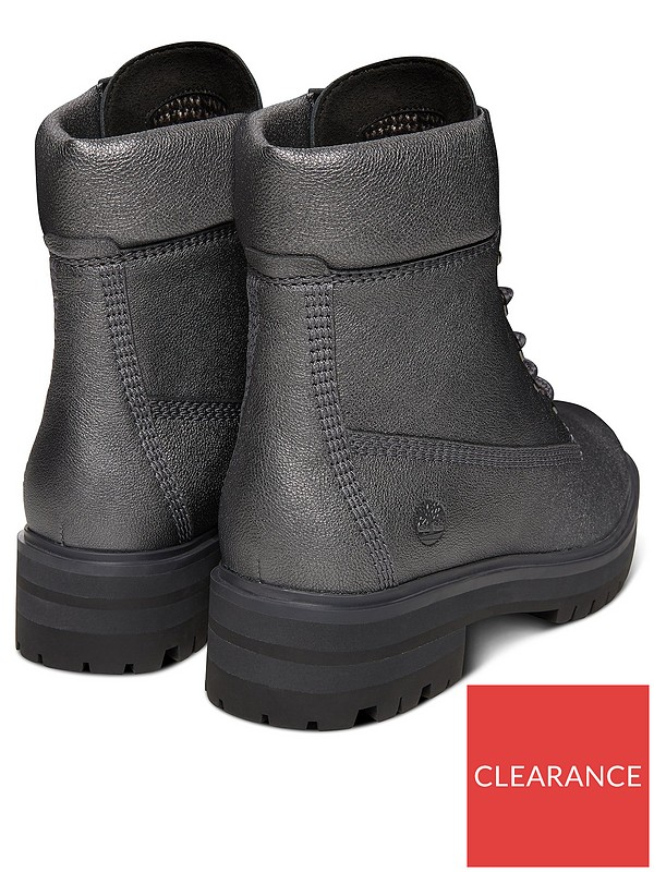 1fed9decca5aa0 Timberland London Square 6 Inch Ankle Boot - Dark Grey | very.co.uk