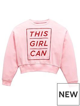 v-by-very-girls-039this-girl-can039-slogan-sweatshirt