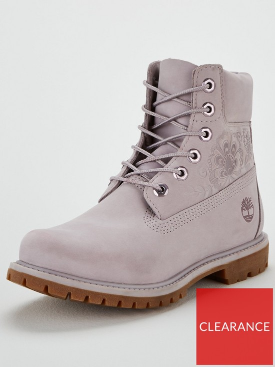 461d946c2a Timberland 6 Inch Premium Boot - Grey