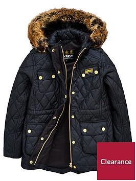 barbour-international-girls-enduro-quilt-hooded-coat-black