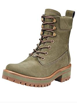 Timberland Courmayeur Valley Y Calf Boot