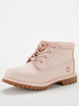 Timberland Nellie Chukka Double Ankle Boot - Rose