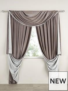 laurence-llewelyn-bowen-grande-finale-reversible-faux-silk-curtain-scarf