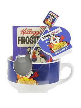 Kelloggs Frosties Bowl And Spoon Gift Set thumbnail