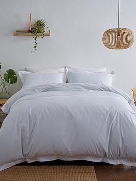 silentnight-oxford-edge-pinstripe-cotton-rich-duvet-set