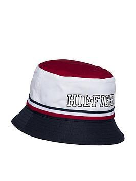tommy-hilfiger-kids-unisex-star-bucket-hat