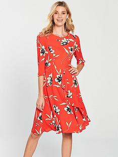 v-by-very-printed-midi-dress-floral