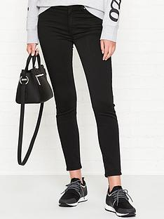 7-for-all-mankind-high-waist-skinny-crop-sateen-jeans-black