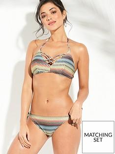 dorina-la-concha-triangle-bikini-top-chevron-print