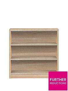 metro-small-wide-bookcase-oak-effect