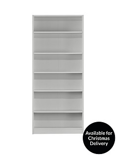 metro-tall-wide-bookcase-grey