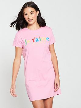 v-by-very-j039aime-slogan-sleep-tee