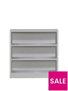 home-essentials--nbspmetro-small-wide-bookcase-grey
