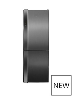 Hotpoint Day 1 XUL8T2ZXOV.1 Frost-Free Fridge Freezer - Stainless Steel