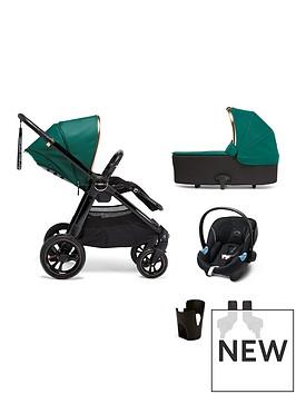 mamas-papas-mamas-amp-papas-ocarro-jewel-5-piece-bundle-pushchair-carrycot-car-seat-adaptor-amp-cupholder