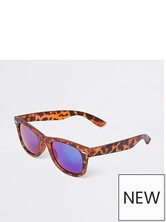 river-island-brown-tortoiseshell-retro-sunglasses