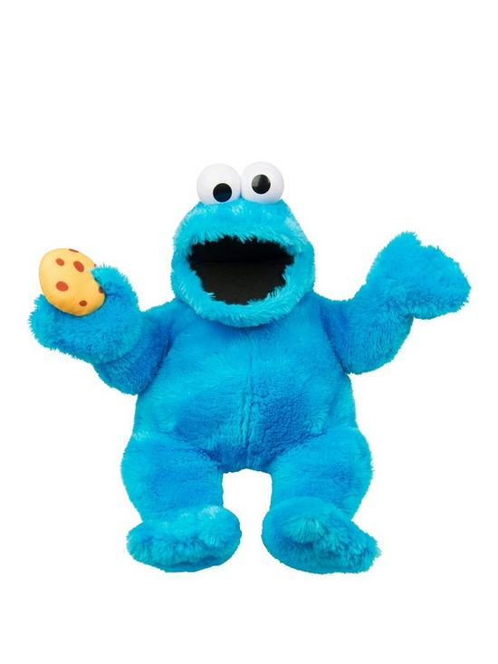 876d298f889 Sesame Street Sesame Street Me So Hungry Cookie Monster