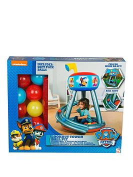 paw-patrol-lookout-tower-ball-pit