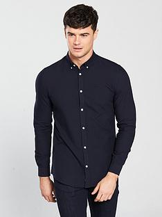river-island-ls-oxford-navy